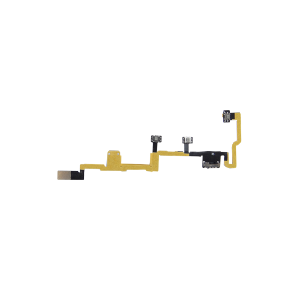 iPad 2 Power / Volume Button Flex Cable