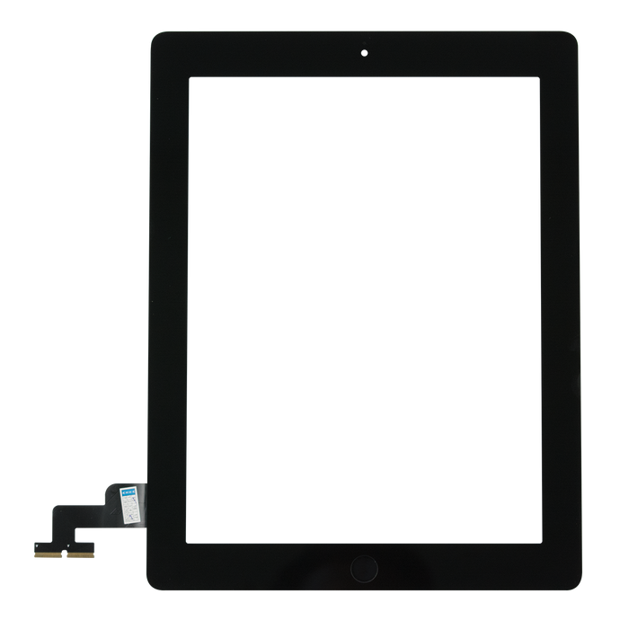 iPad 2 Screen Digitizer - Black (Original Grade)