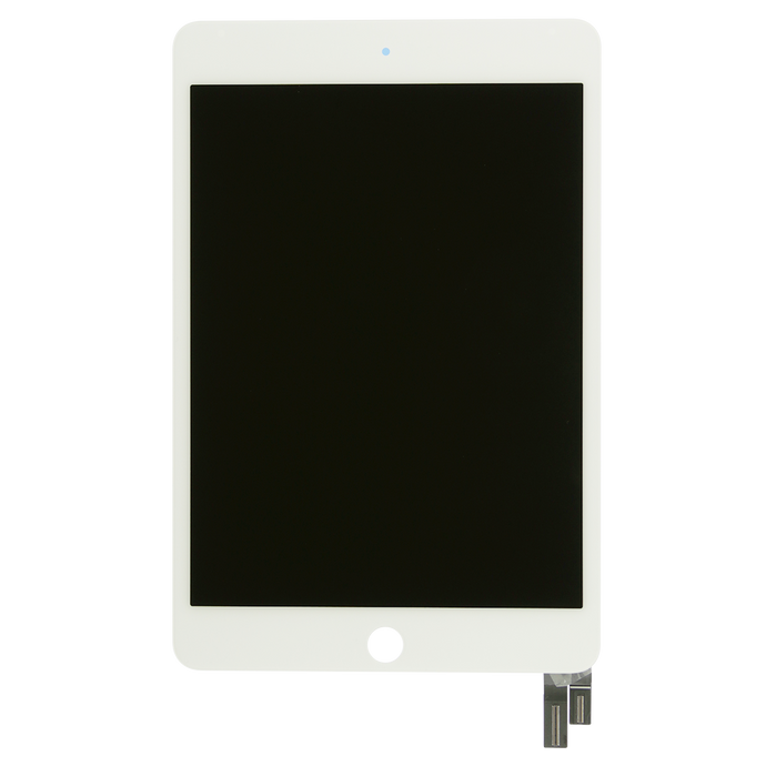 iPad Mini 4 Screen - Full Assembly (Glass & LCD) - White