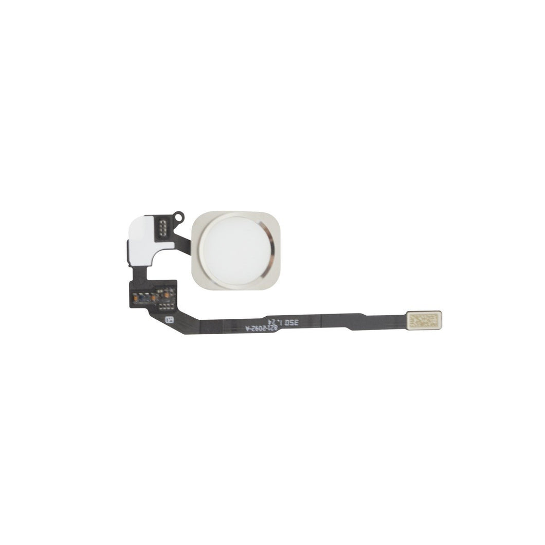 iPhone 5S Home Button Flex (White)