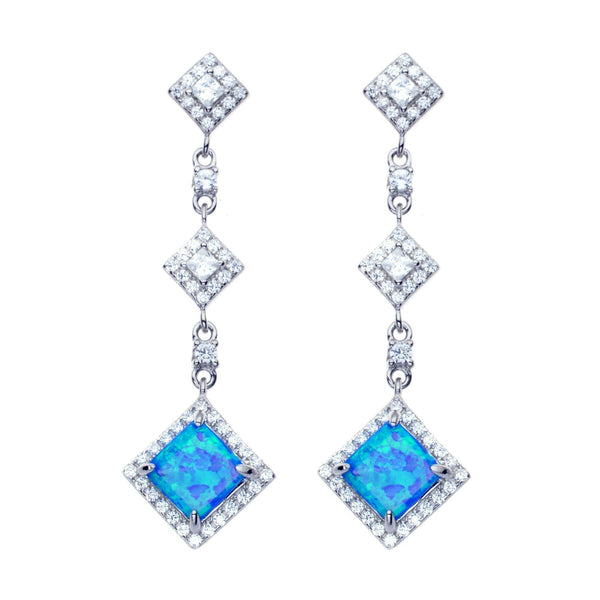 3f9f8c1f1 Blue Opal Wonder Drop Earrings