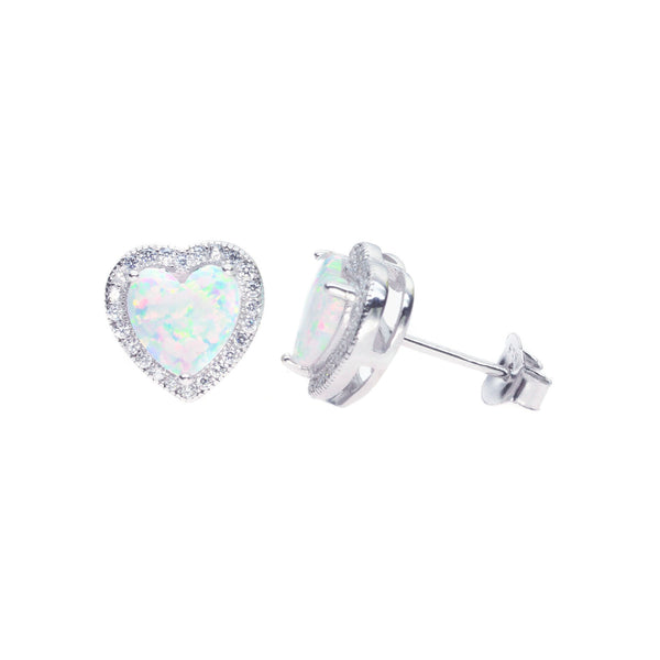 c83d3f031 Arianna White Opal Earrings – Gina M