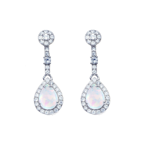 c09ad9b4d White Opal Pearfection Earrings