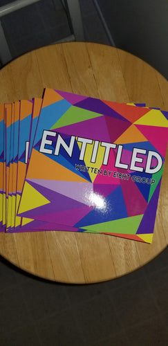 Entitled, the book