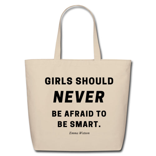 A Smart Lady's Tote Bag