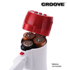 Megaphone Bullhorn With Siren, 30 Watt Powerful and Lightweight