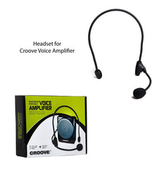 Replacement Headset for Croove Voice Amplifier