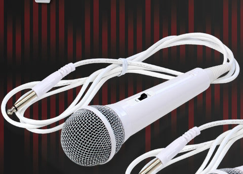 Mic For Stage Karaoke Machine - Wired