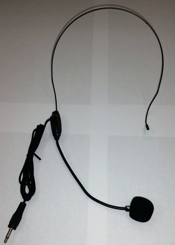Flexible Headset for Croove Voice Amplifier