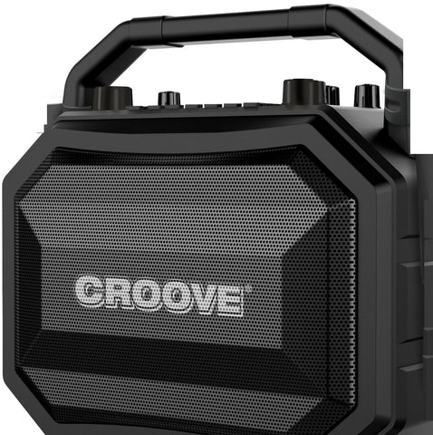 Croove Party Box Speaker Replacement