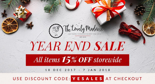 Year End Sales