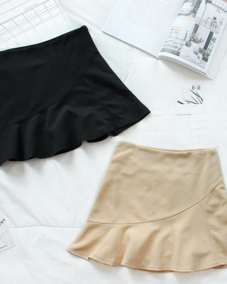 Tulips A Lined Skirt - LovelyMadness Clothing Online Fashion Malaysia