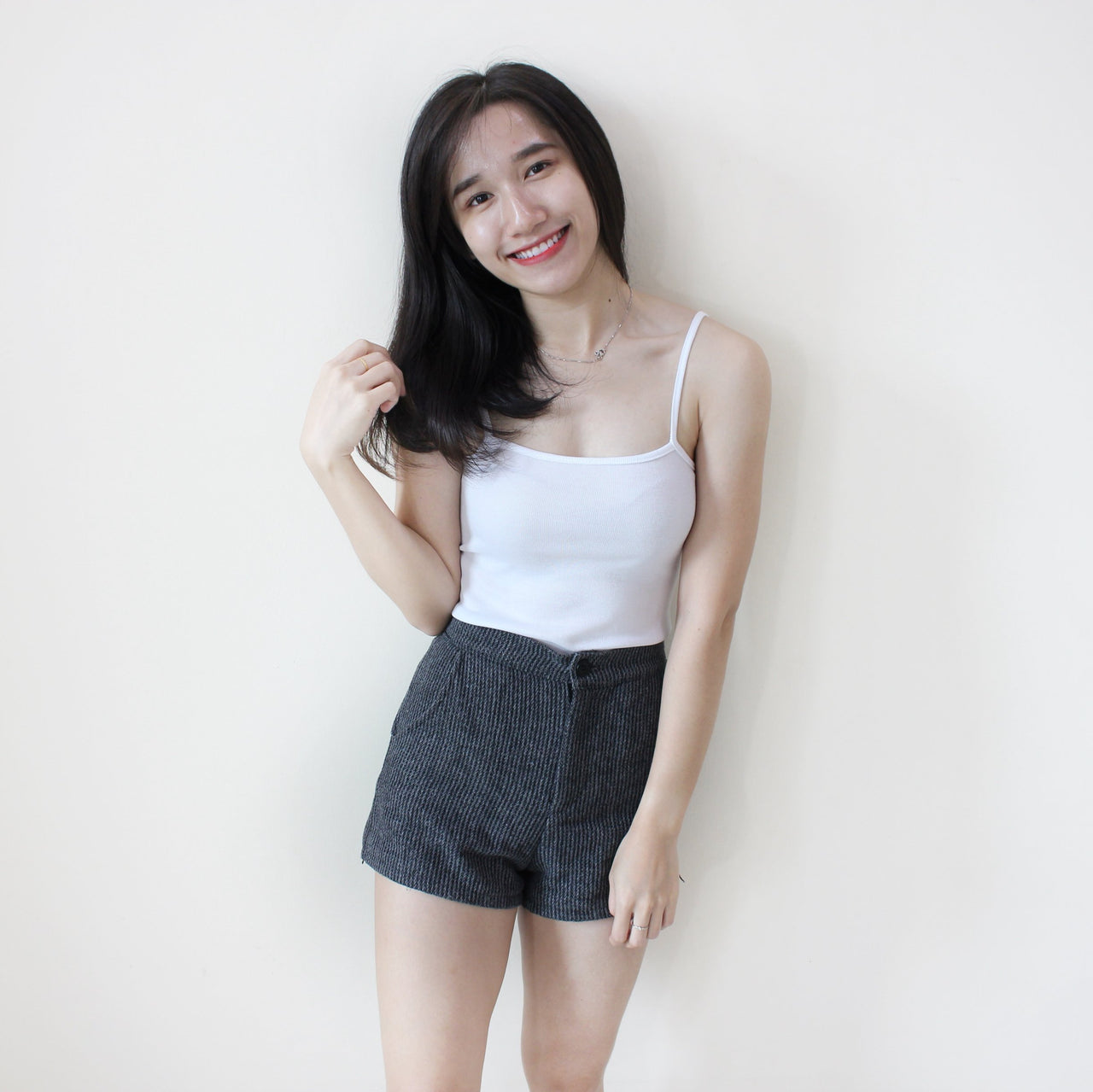 Rib Tank Top - LovelyMadness Clothing Online Fashion Malaysia