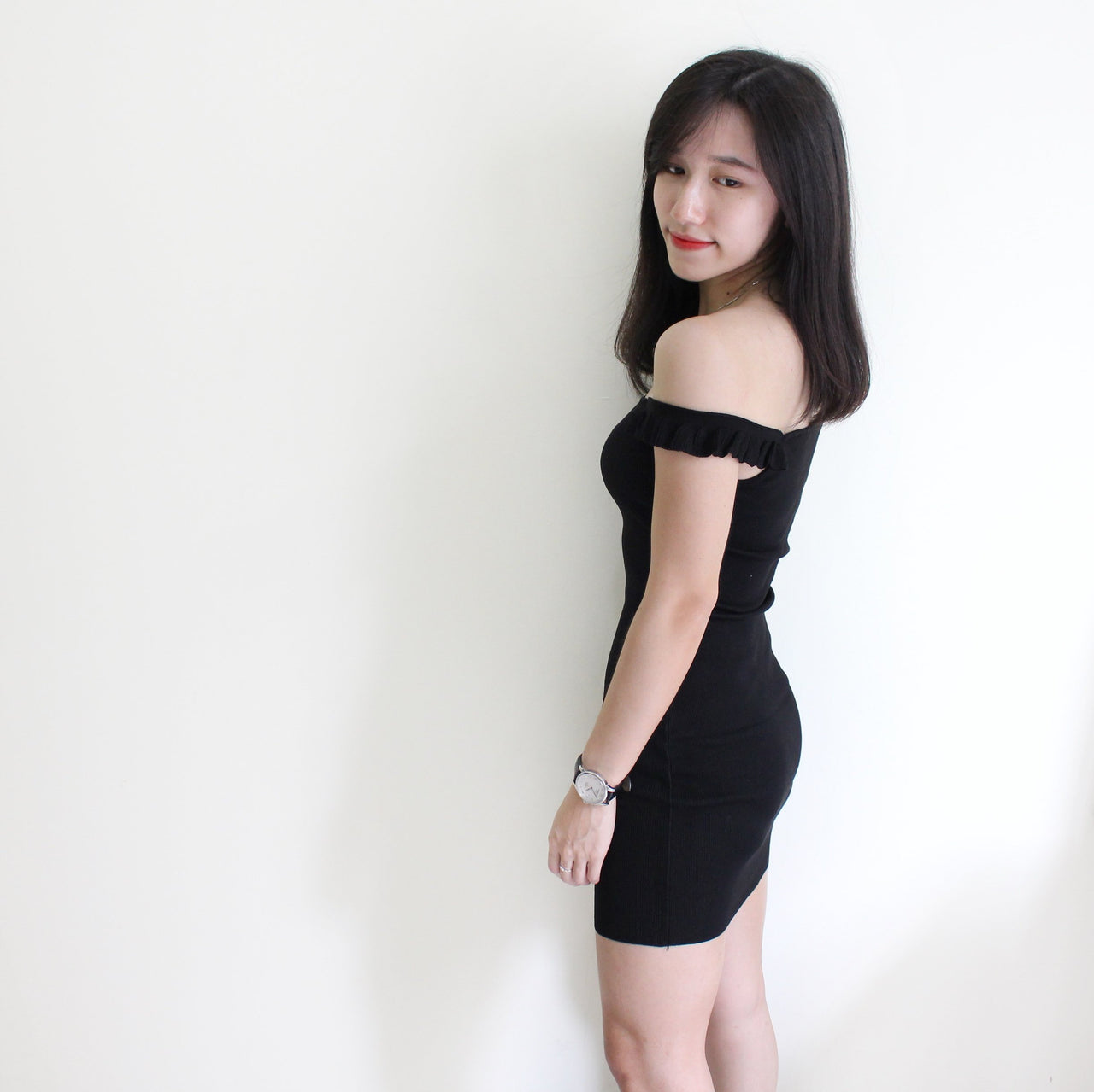 Lola Bodycon Dress - LovelyMadness Clothing Online Fashion Malaysia