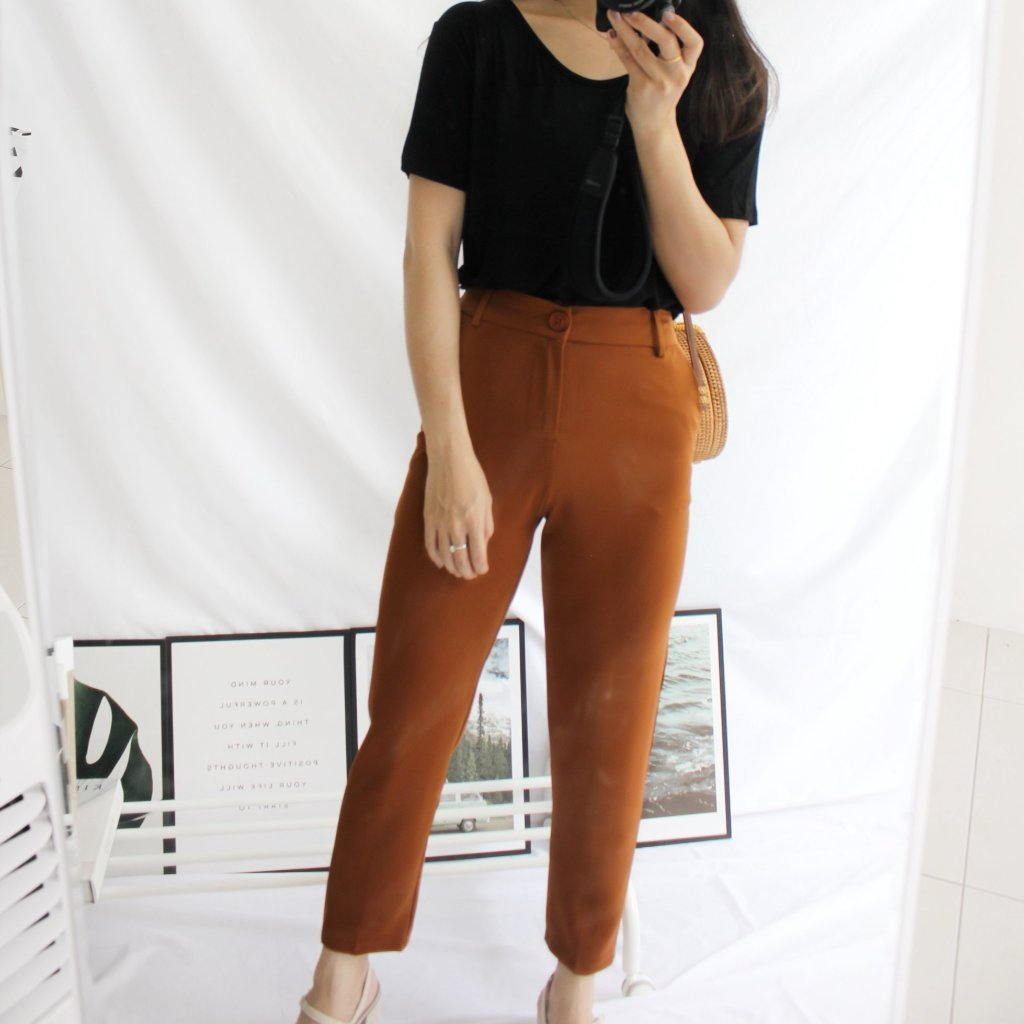 Suit Trousers - LovelyMadness Clothing Online Fashion Malaysia