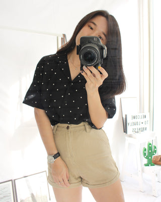 Polka Dots Shirt - Lovely Madness