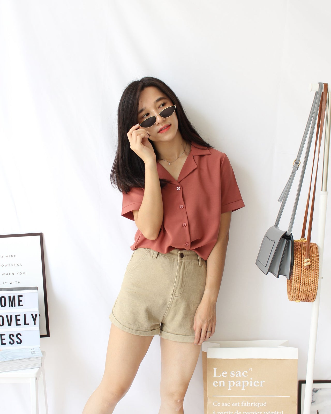 Chic Sunglasses - LovelyMadness Clothing Online Fashion Malaysia