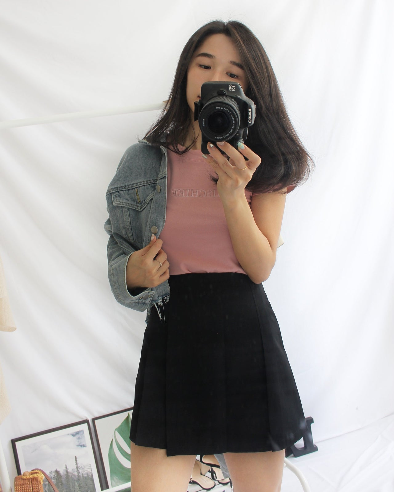 Beverly A lined Skirt - LovelyMadness Clothing Online Fashion Malaysia