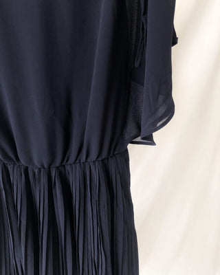 Ginny Pleated Dress - LovelyMadness Clothing Malaysia