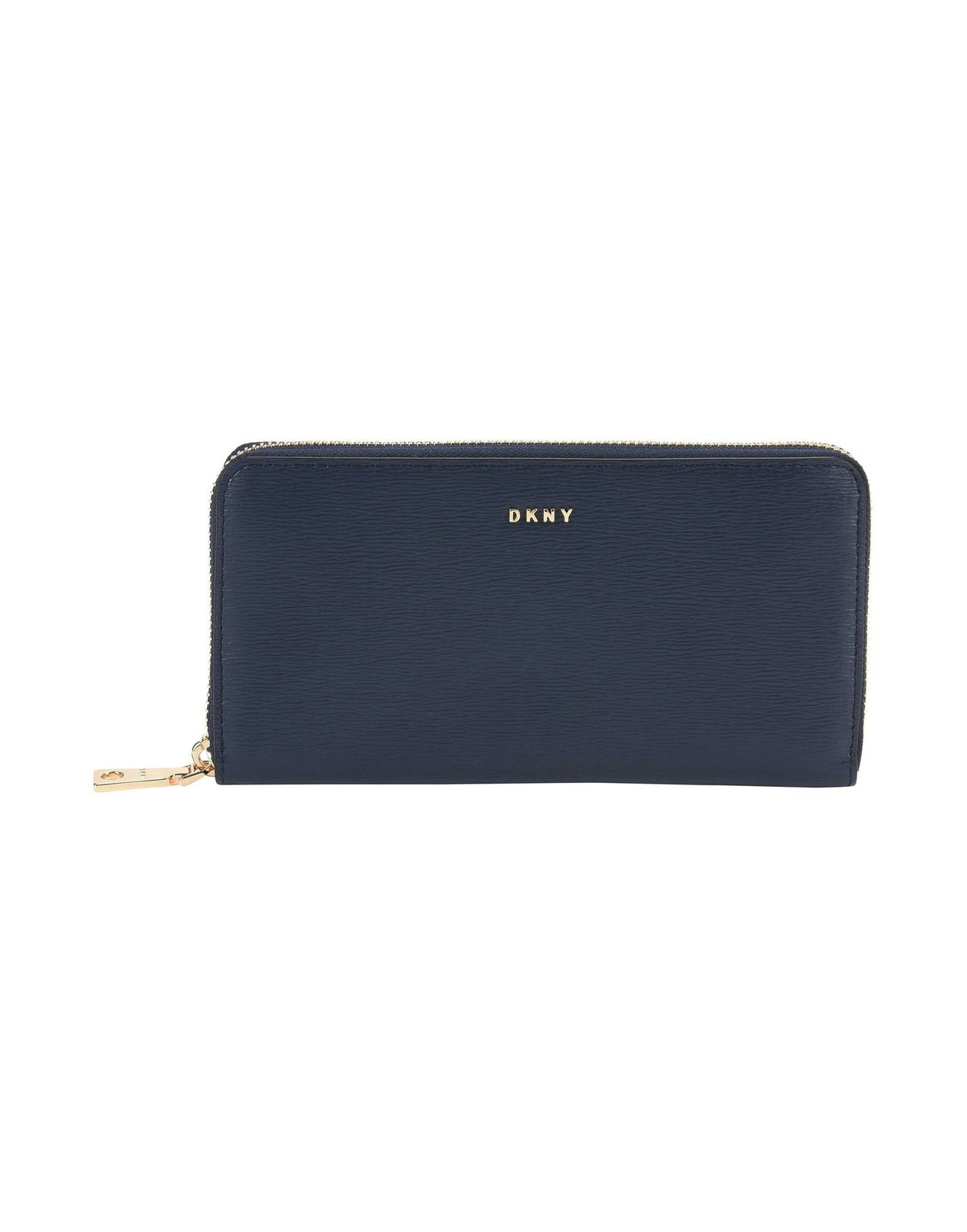 DKNY PORTFEL LARGE ZIP AROUND WALLET - LovelyMadness Clothing Online Fashion Malaysia