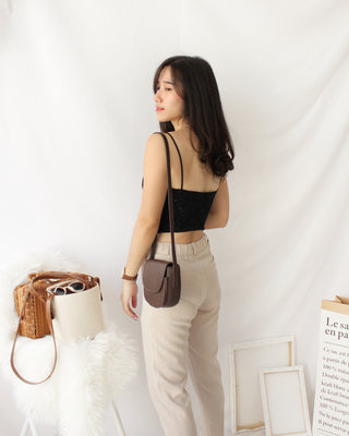 Korean Chic Leather Bag