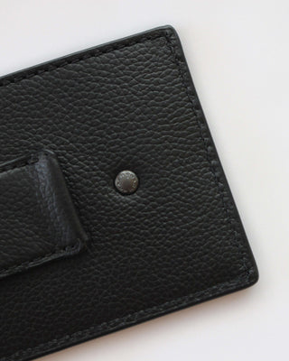 COACH MONEY CLIP CARD CASE IN CALF LEATHER - LovelyMadness Clothing Online Fashion Malaysia