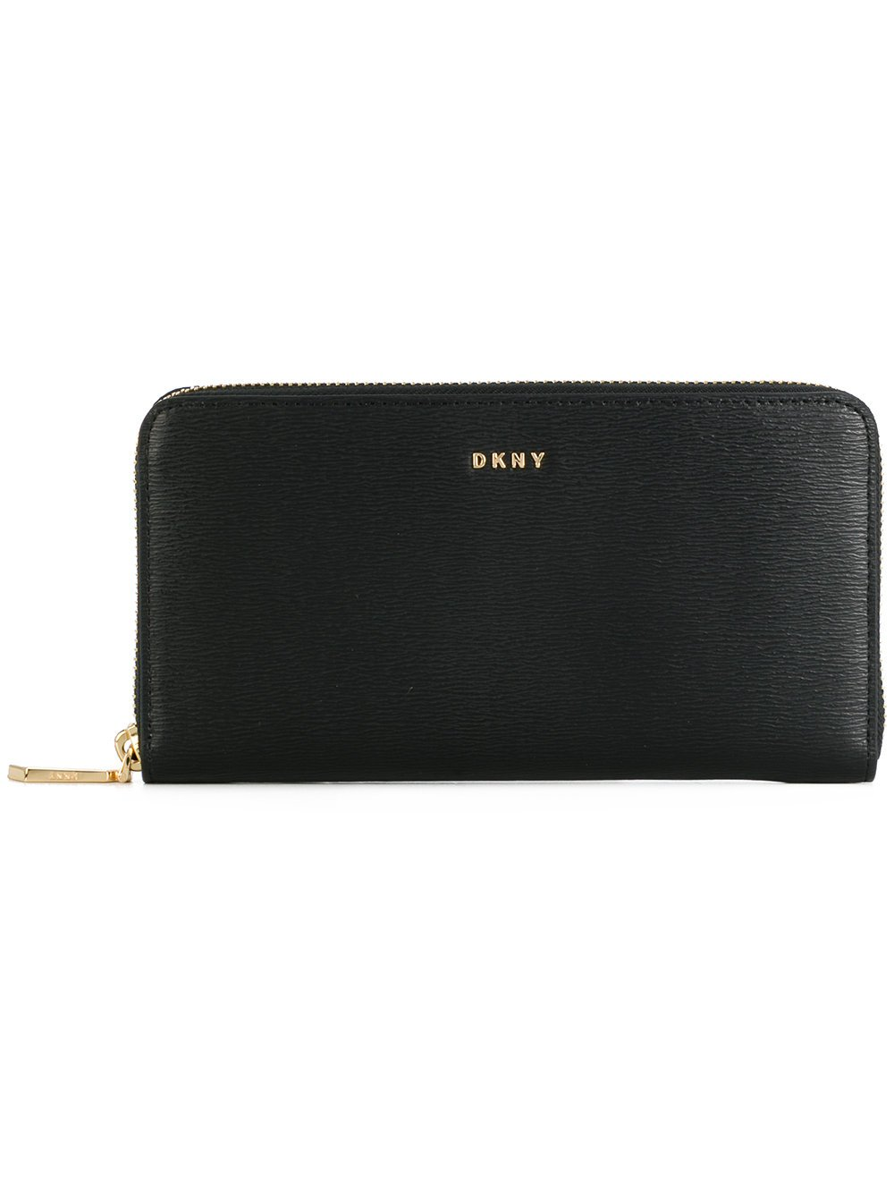 DKNY PORTFEL LARGE ZIP AROUND WALLET - Lovely Madness