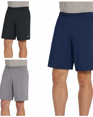 Champion Authentic Cotton 9-Inch Men's Shorts with Pockets - LovelyMadness Clothing Online Fashion Malaysia