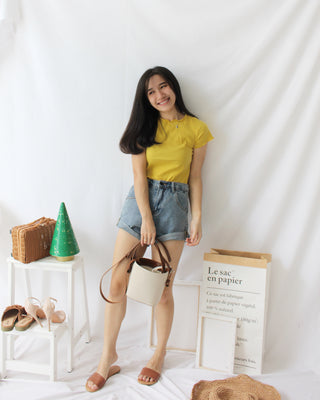 Candy Rib Top - LovelyMadness Clothing Online Fashion Malaysia