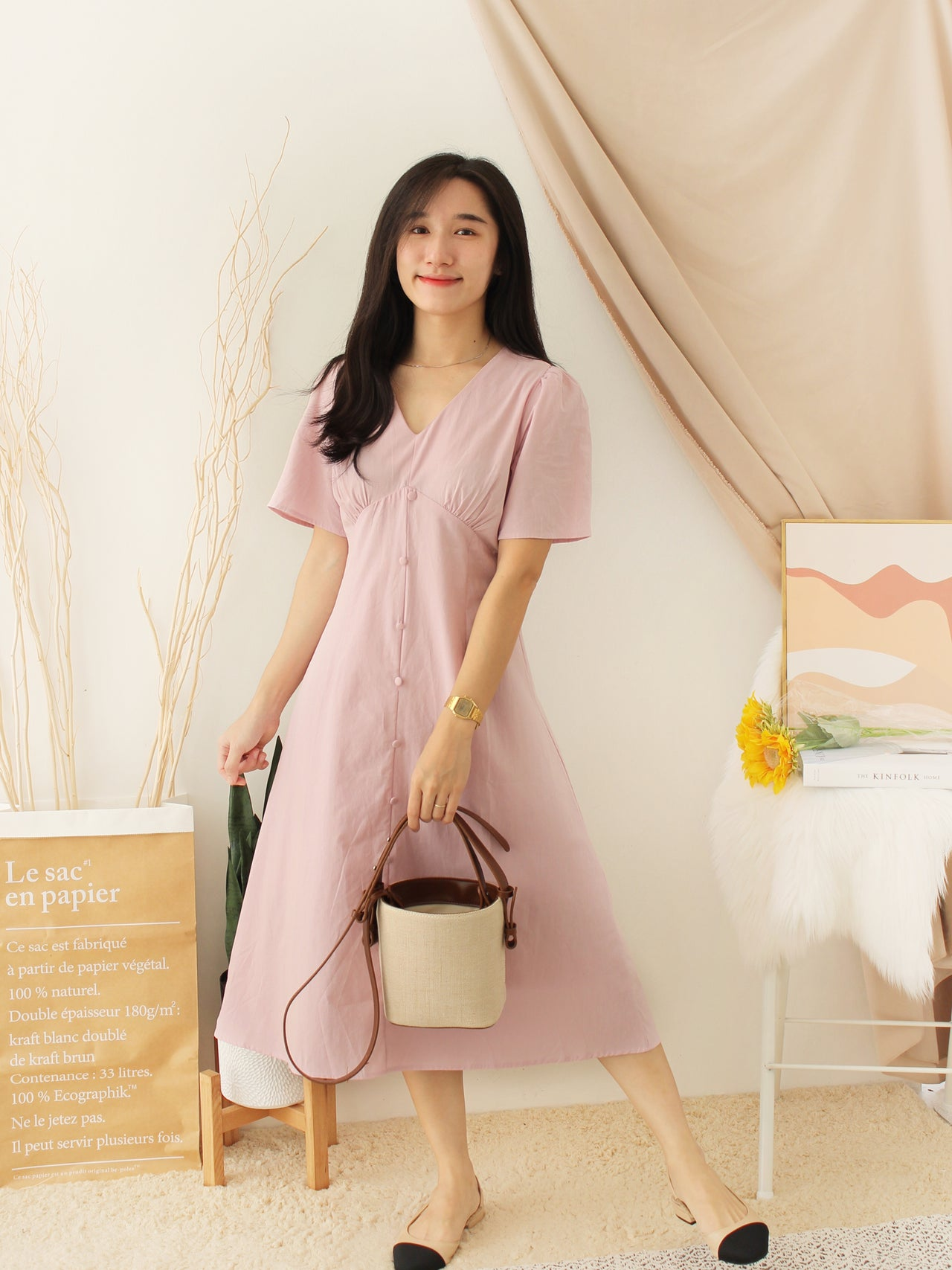 LUCIE Korean Cute Dress