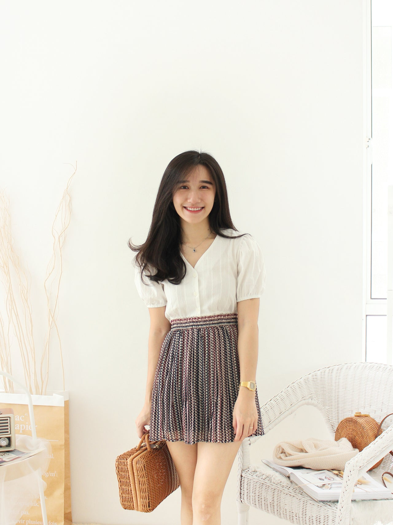 FOREVER 21 SKIRT - LovelyMadness Clothing Online Fashion Malaysia