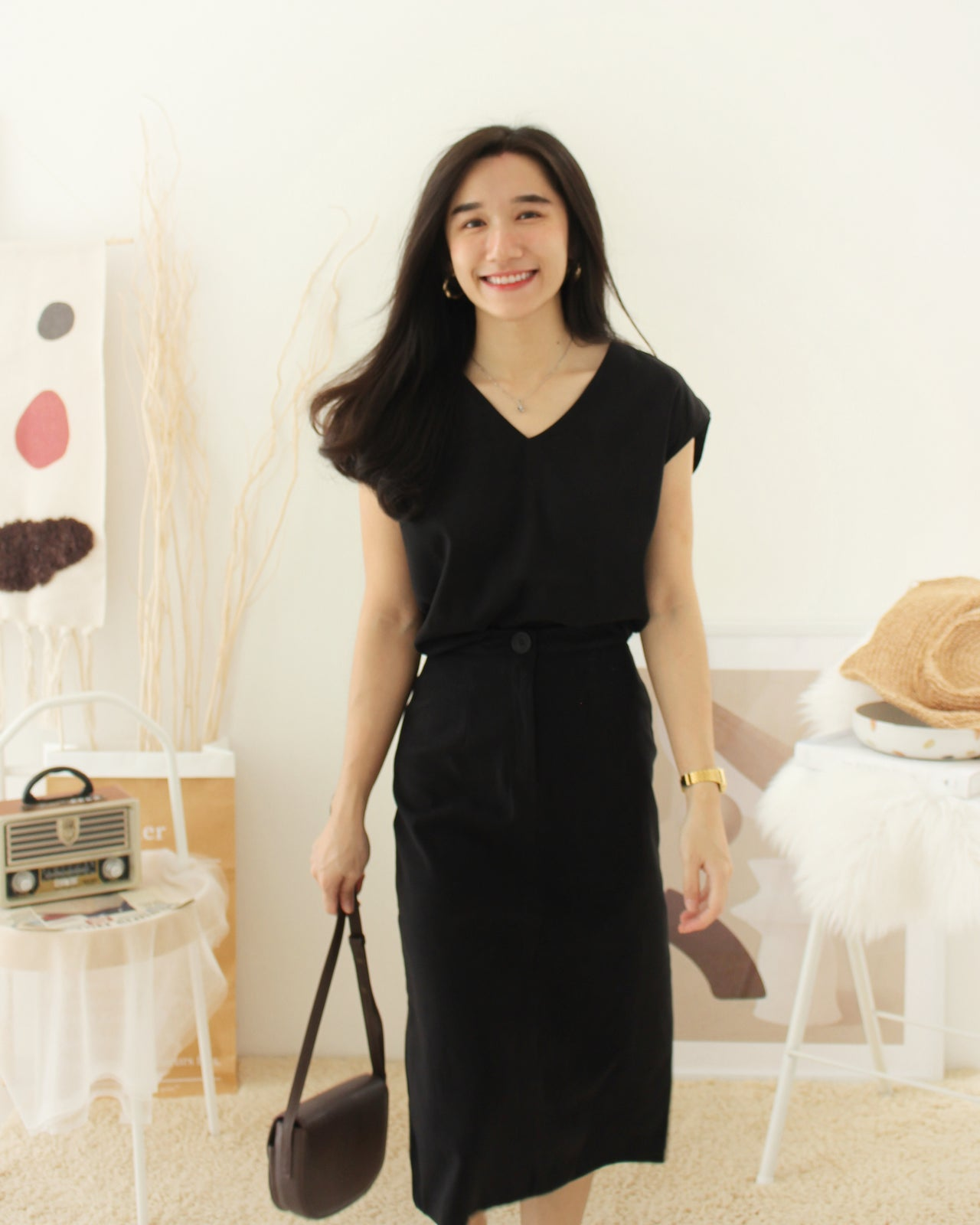 ANNE Korea Set - LovelyMadness Clothing Online Fashion Malaysia