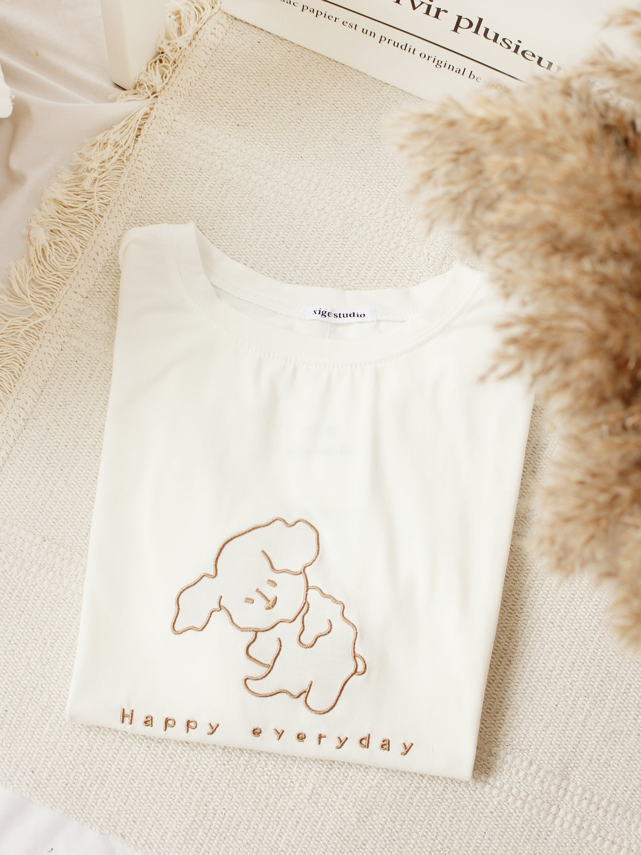 HAPPY EVERYDAY Tee