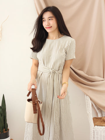 JAPAN KIMMY Stripe Blouse