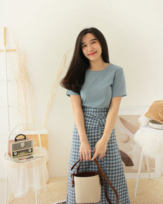 JAMIE Plaid Set