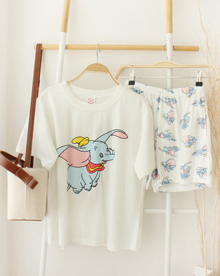 DUMBO Pyjamas Set - LovelyMadness Clothing Online Fashion Malaysia