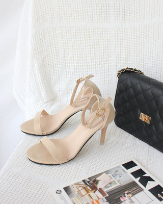 Ankle Strap Heels - Lovely Madness