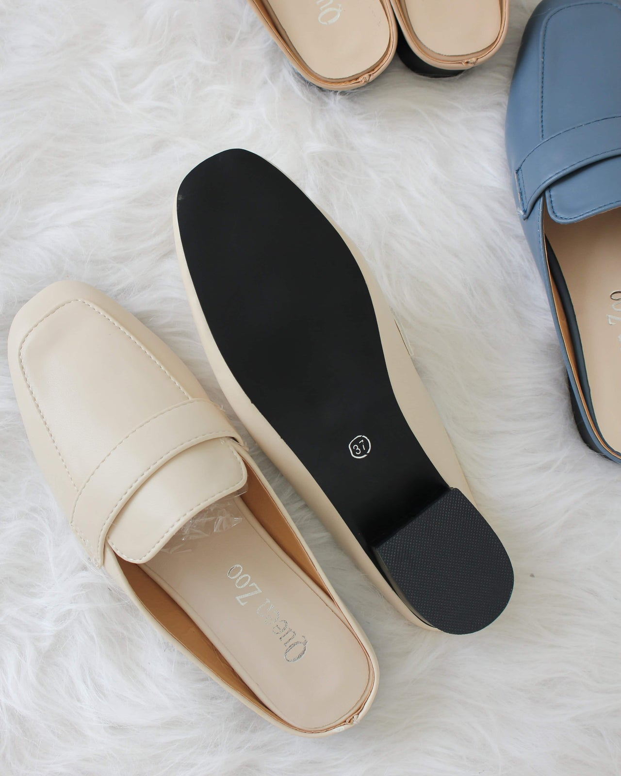 Lena Slip On - LovelyMadness Clothing Online Fashion Malaysia