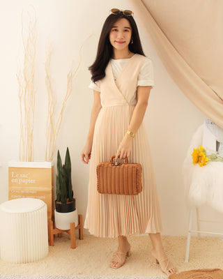USAY PLEAT Dress