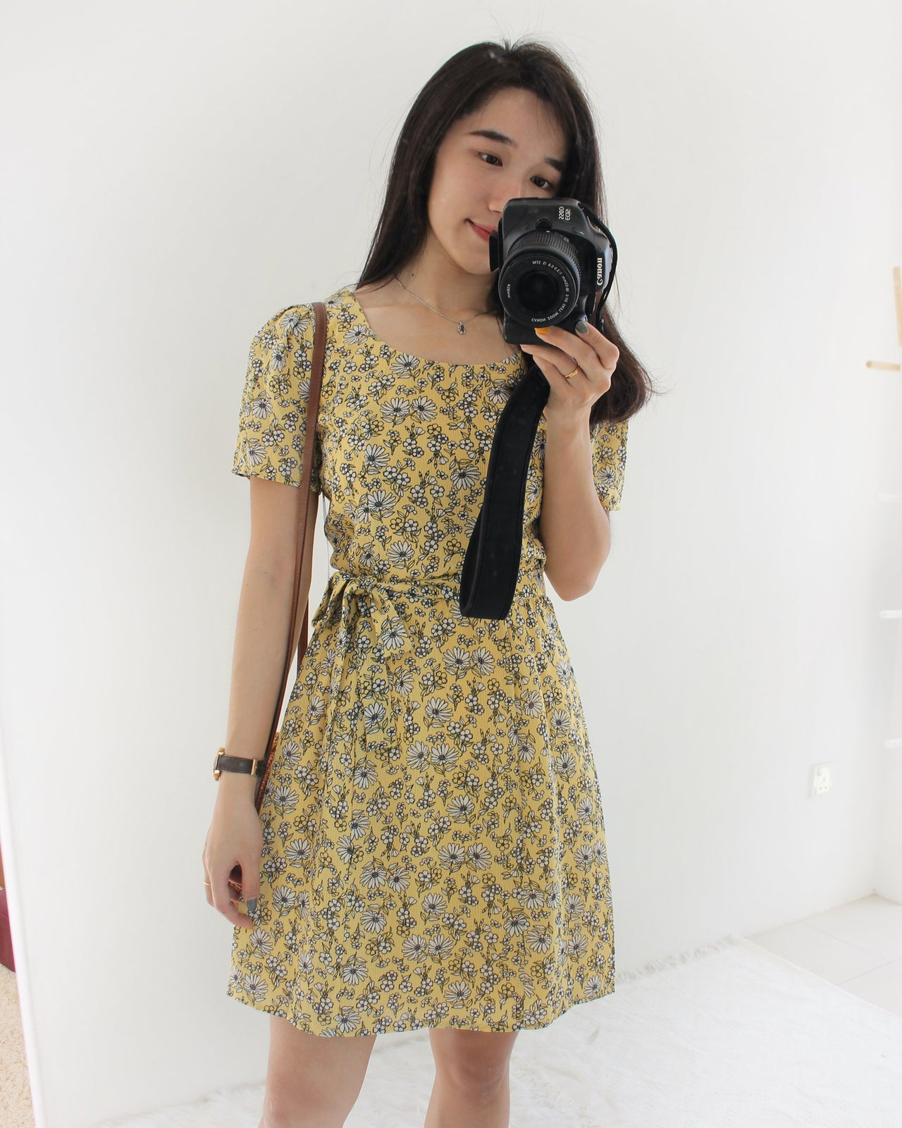 TRIXXI Floral Dress - Lovely Madness