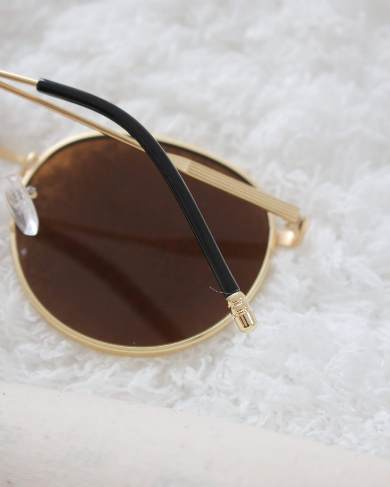 Brownish Sunglass - LovelyMadness Clothing Online Fashion Malaysia