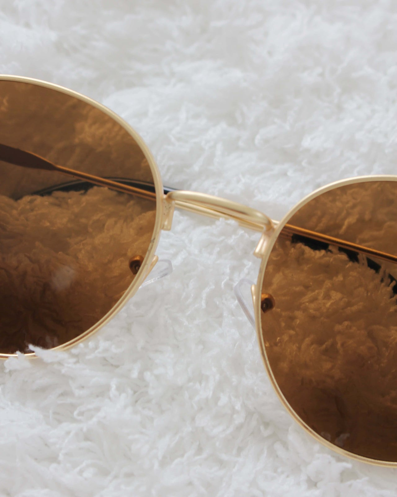 Brownish Sunglass - Lovely Madness