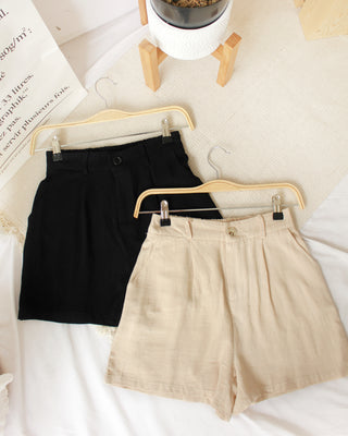 Erica Korean Ramie Short