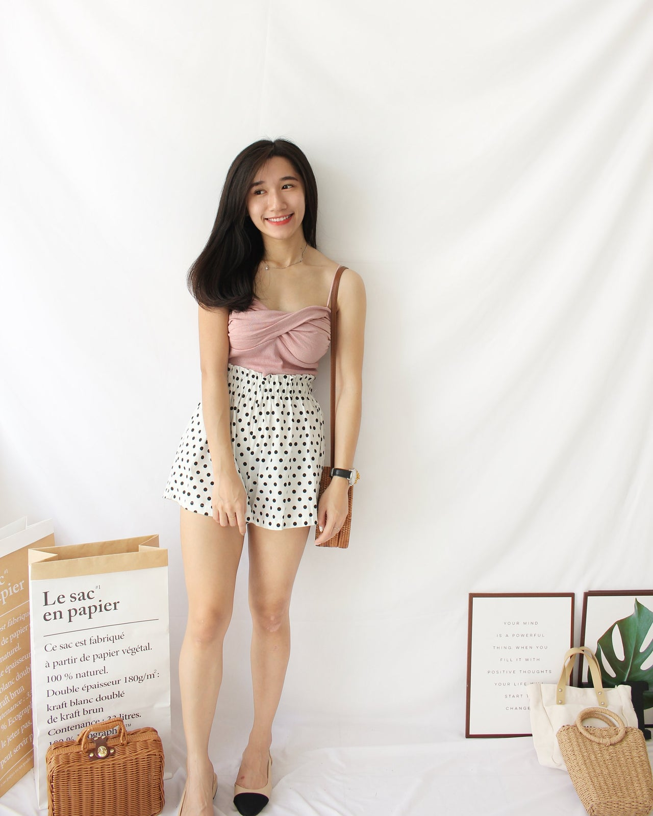 Knitted Knot Tank - LovelyMadness Clothing Online Fashion Malaysia