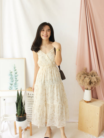 Ginny Pleated Dress