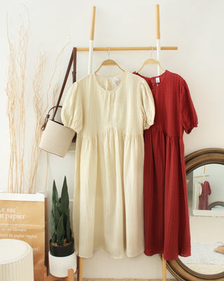 LUCIA Long Alined Dress