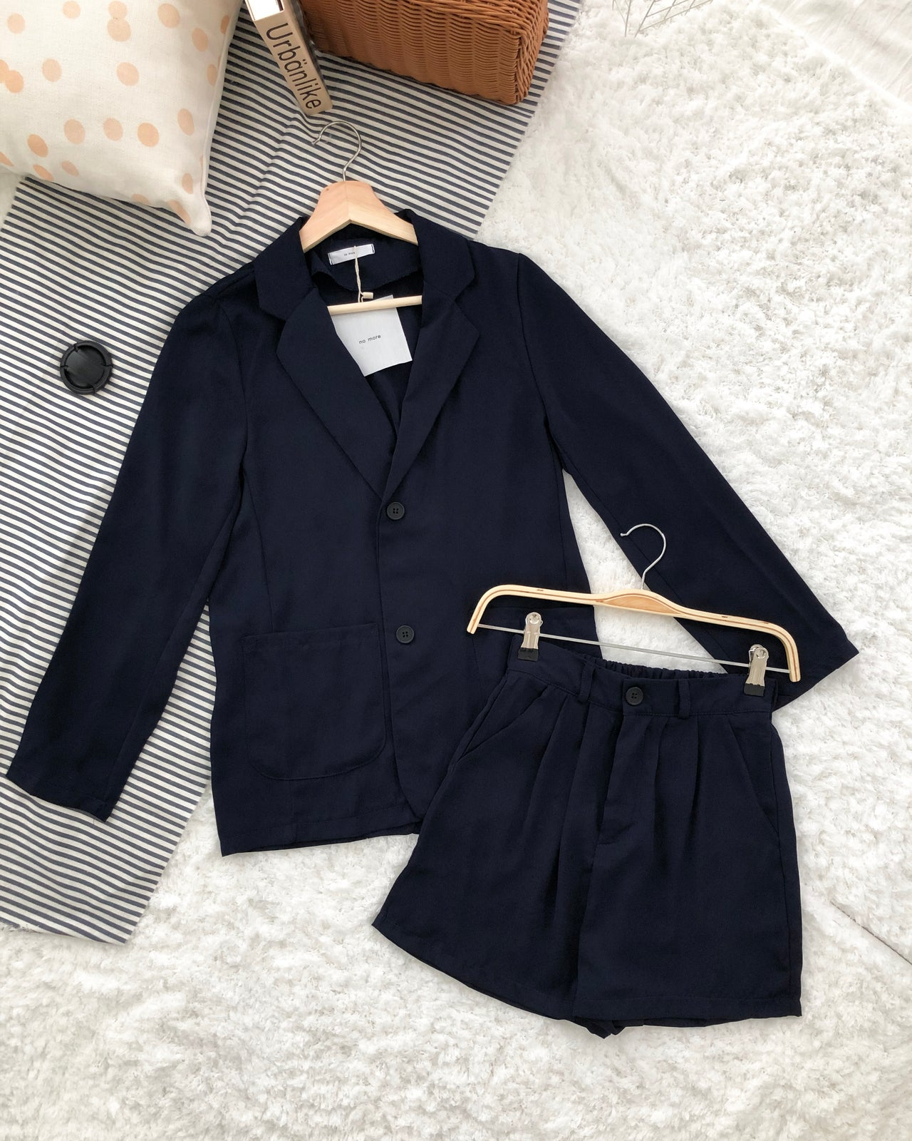 QUINCY Suit Set - LovelyMadness Clothing Online Fashion Malaysia