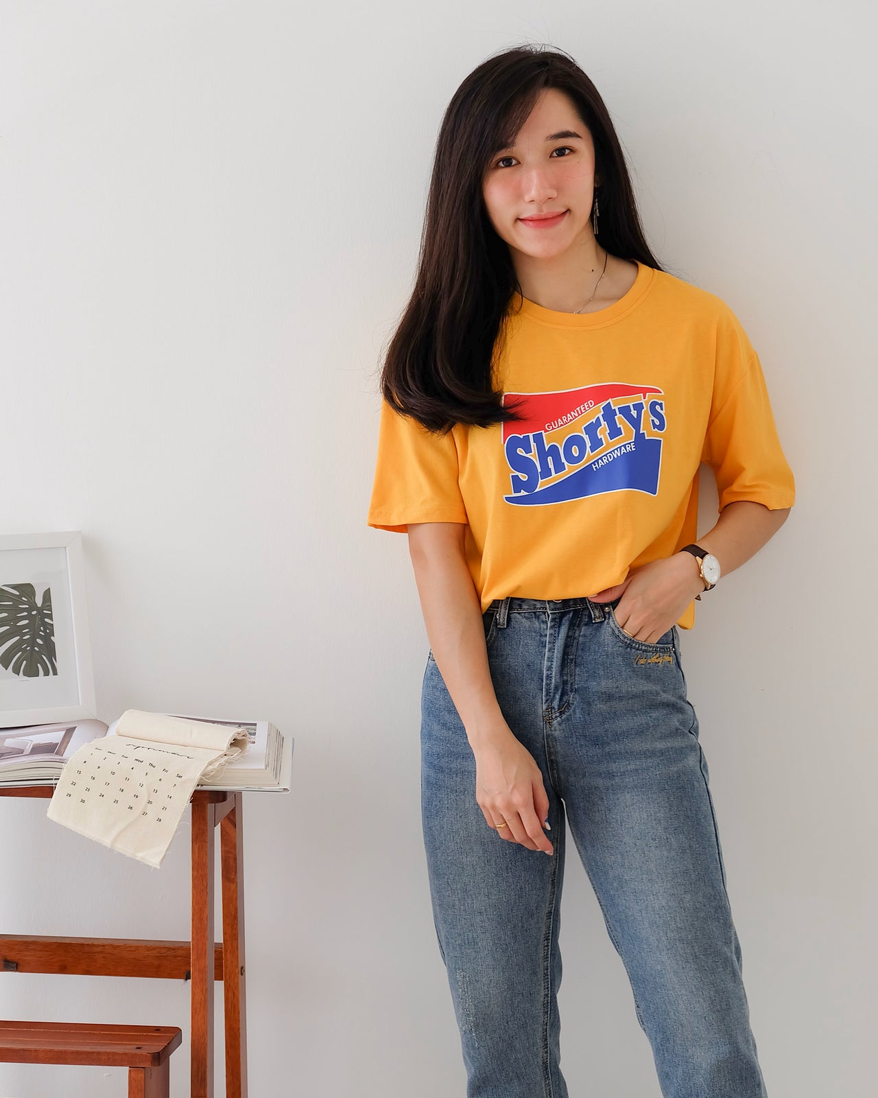 SHORTYS Tee - LovelyMadness Clothing Online Fashion Malaysia