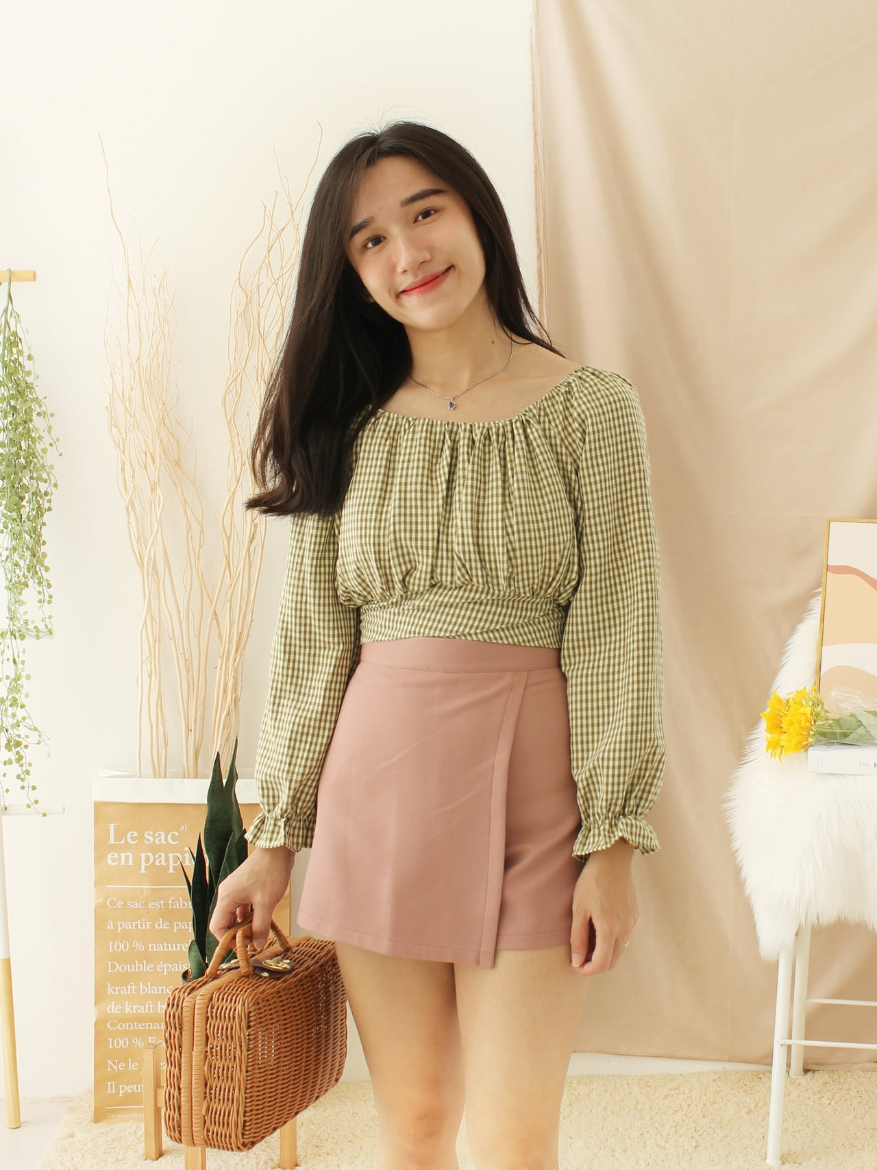GARAGE Sweater - LovelyMadness Clothing Online Fashion Malaysia
