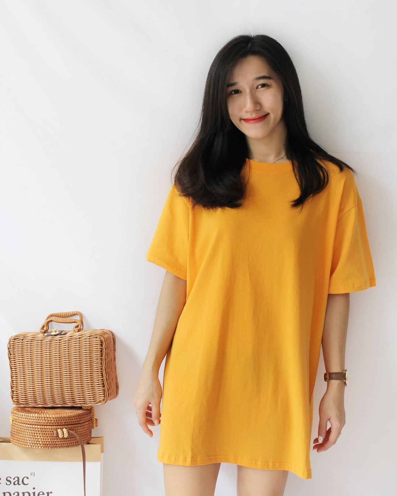 T-SHIRT Dress - LovelyMadness Clothing Online Fashion Malaysia